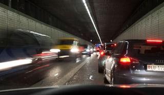 Erst jeder fünfte Autobahn-Tunnel mit DAB+