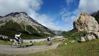 4 partenzas, 2'000 ciclists ed aura stupenta – il Bike-Maraton