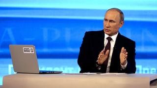 Putin: «Sind die dort jetzt völlig bescheuert geworden?»
