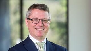 Jörg Meyer soll für die SP den Regierungssitz zurückholen