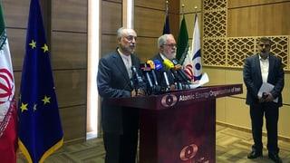Iran bekennt sich zu Atomdeal – hält aber Druck auf EU hoch