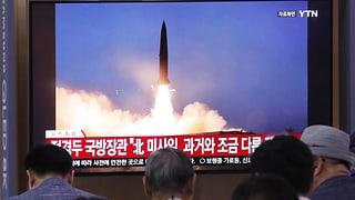 Nordkorea führt erneut einen Waffentest durch