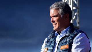Noch kein neuer Präsident für Kolumbien