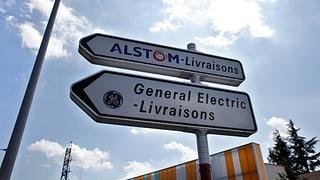 Rekordstrafe für Alstom wegen Korruption