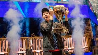 Kyle «Bugha» Giersdorf ist «Fortnite»-Weltmeister