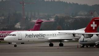 Notlandung in Zürich wegen Rauch an Bord
