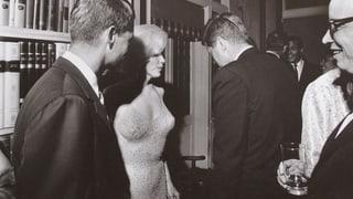 Monroes Glitzer-Kleid bringt Millionen