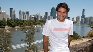 Roger Federer: «Mirka geht es sehr gut»