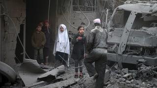 Moskau spricht von Waffenruhe – und bombardiert weiter
