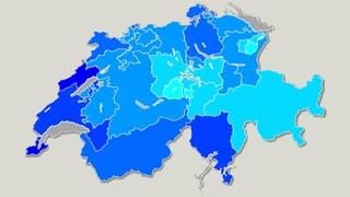 Etwas mehr Arbeitslose in der Schweiz