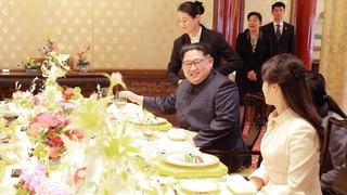 «Xi macht Ansagen und Kim macht sich fleissig Notizen»