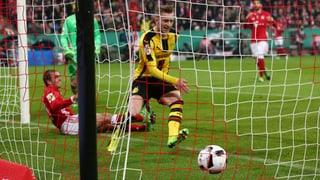 BVB macht schwarze Bayern-Woche perfekt