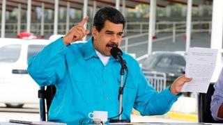 Venezuelas Kreditwürdigkeit stürzt weiter ab