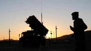 USA schützen Türkei vor syrischen Angriffen