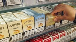 Krebs-Bilder gegen Raucher