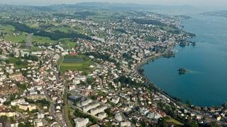 Die Schweiz hat die höchste Millionärsdichte