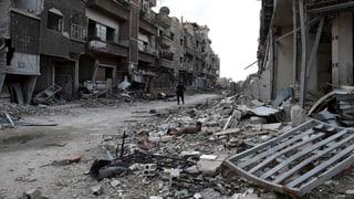 Syrien-Gespräche: Noch streitet man darüber, wer streiten darf