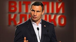 Der Maidan wird zum Prüfstein für Klitschko