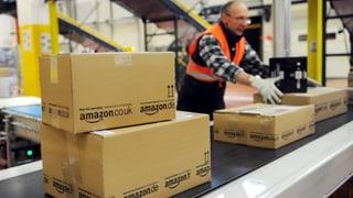 Amazon ist weiter auf Expansionskurs
