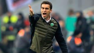 Wolfsburg entlässt Ismaël