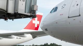 Swiss führt neue Cockpit-Regel ein