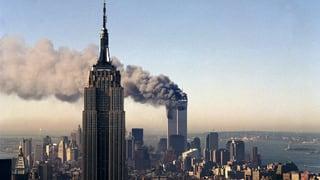 Vorher – nachher: Wie 9/11 Manhattan veränderte