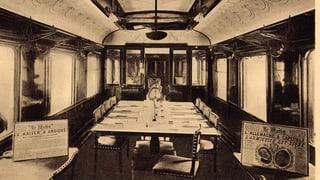 Wie ein Eisenbahnwaggon Geschichte schrieb