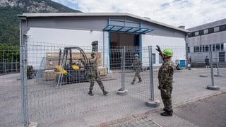 Schweiz kann mehr Flüchtlinge zurück nach Italien schicken