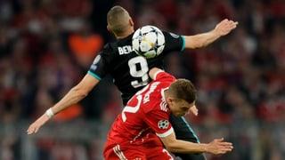 Nagina victoria a chasa tar München cunter Real
