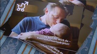 Die Schweiz ist in Sachen Vaterschaftsurlaube ein Entwicklungsland. Das Sammeln der Unterschriften hat im September 2016 begonnen.
