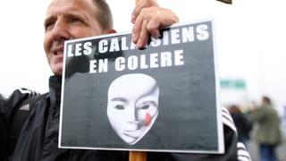 «Dschungel» von Calais: Die Wut wächst, das Lager bleibt