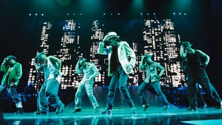 Video «Michael Jackson's This Is It» abspielen
