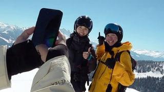 Skifahren boomt bei den Chinesen