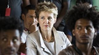 Sommaruga will Tausende Eritreer zurückschicken