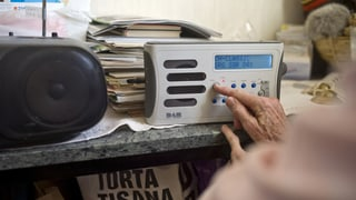 Radiohören bleibt beliebt