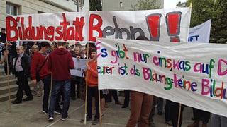 Aargauer Linke wehren sich gegen das Sparen
