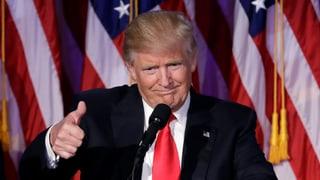 Scharfmacher bis Aussenseiter: Trumps Kabinett nimmt Formen an