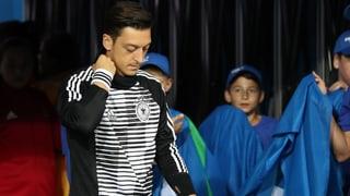 Özil läuft nicht mehr für Deutschland auf