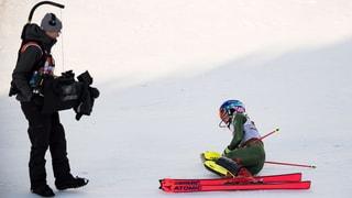 Krank und hoch emotional zurück auf den Slalom-Thron (Artikel enthält Video)