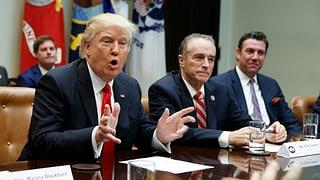 «Obamacare»: Trump droht der eigenen Partei
