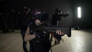 Video «Virtual Reality: Technologische Revolution oder nur Spielerei?» abspielen
