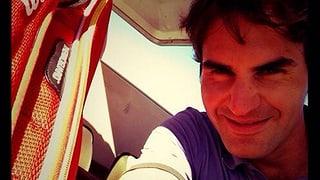 Das bringt Roger Federer in Stimmung
