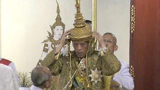 Thailand hat wieder einen gekrönten König