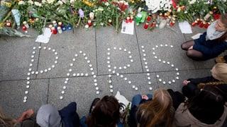 Gronda solidaritad suenter las attatgas sanguinusas a Paris