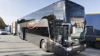 Eurobus kauft Schweizer Fernbus-Anbieter Domo
