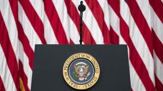 Donald Trump oder Joe Biden? US-Präsidentschaftswahlen 2020