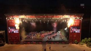 Eidgenössisches Turnfest feierlich eröffnet