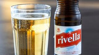 Rivella ruft Glasflaschen zurück