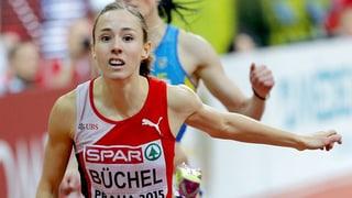 Selina Büchel läuft sensationell Schweizer Rekord