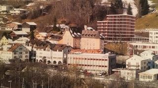 Residenza d'attempads a Glion in pass vinavant